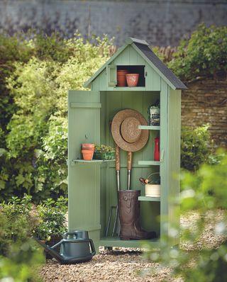13 Garden Storage Ideas Real Homes