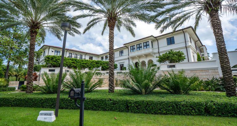 Marc Anthony Florida mansion