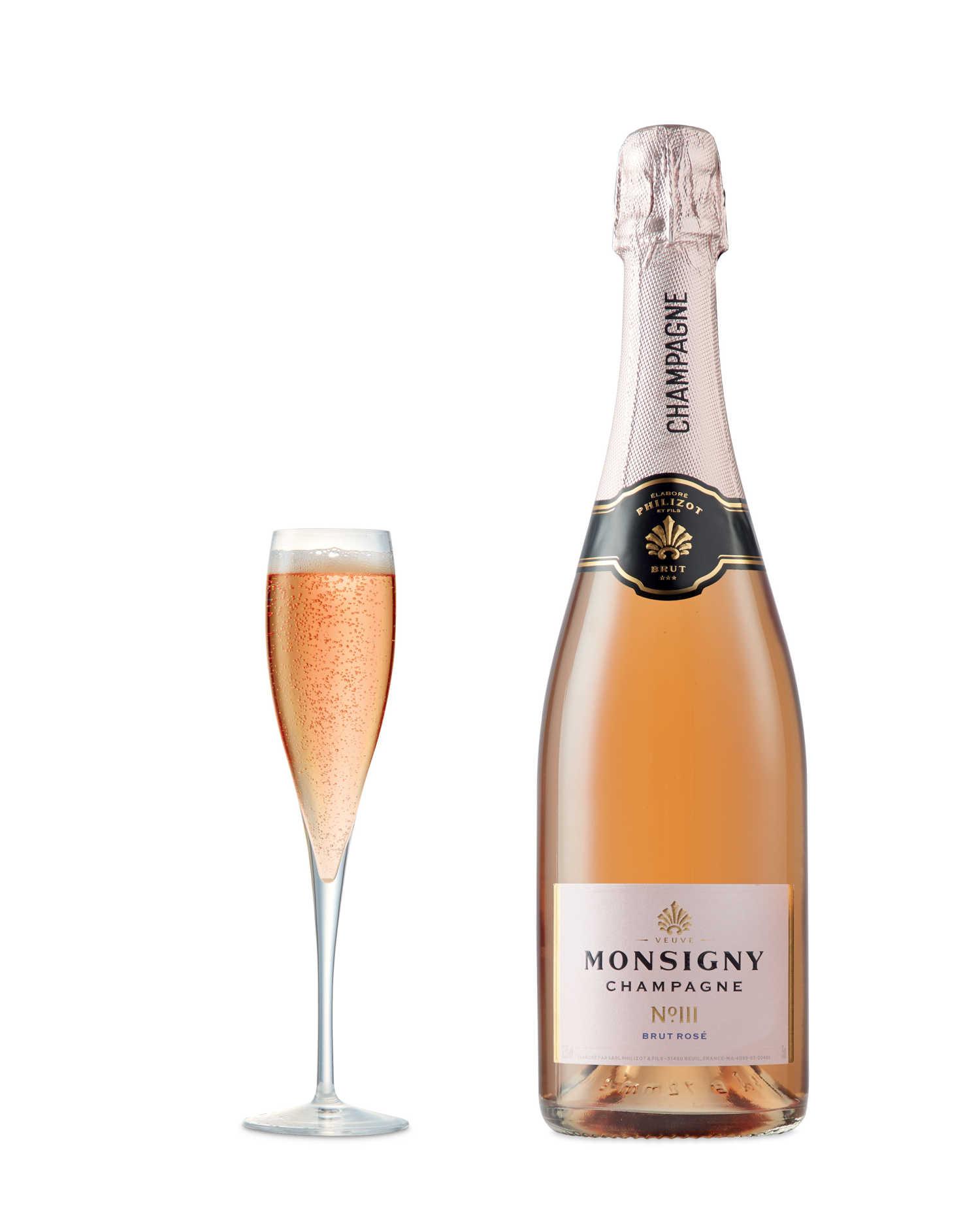 Aldi champagne rose