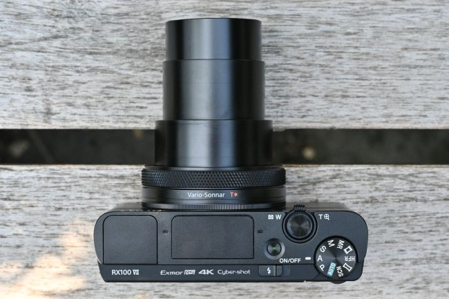 Sony Cyber-shot RX100 VII review, Pro Windroid