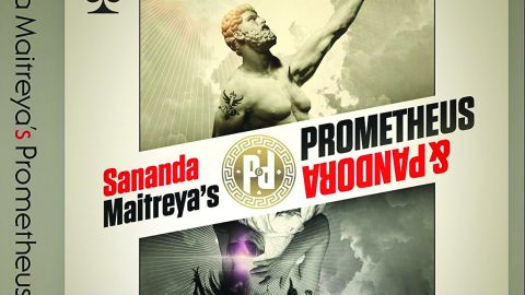 Cover art for Sananda Maitreya - Prometheus & Pandora album