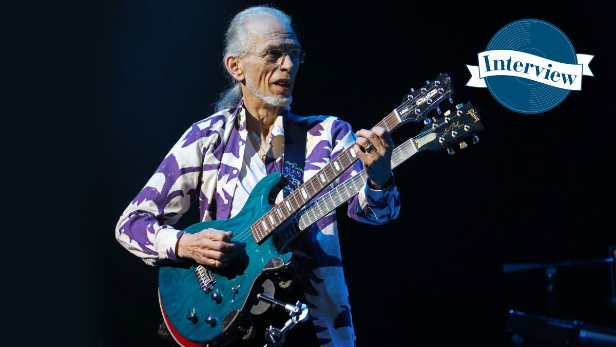 """Interview: """"I like my guitars to be like Lewis Hamilton's Mercedes"""" – Steve Howe talks new Yes album The Quest"""
