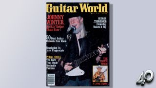 Guitar World issue 1