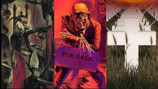 Metallica, Slayer, Lawnmower Deth – have your say as we decide the greatest thrash album of them all