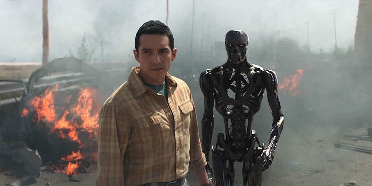 Gabriel Luna in Terminator: Dark Fate