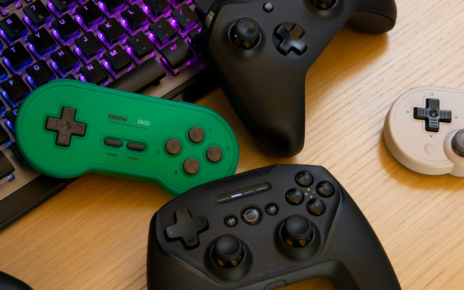 The Best Bluetooth Controllers for Mobile, PC and Consoles | Tom's Guide