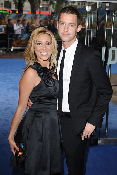 Apprentice Kate and Phil have moved in together