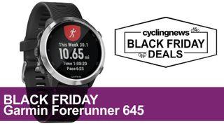 Black Friday Garmin Forerunner 645