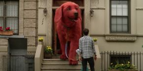 Will Clifford The Big Red Dog Talk In His Upcoming Movie? Here's What The Creative Team Says