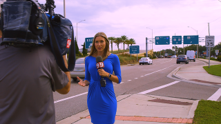 Christy Turner reports for Cox Media Group station WFTV in Orlando.
