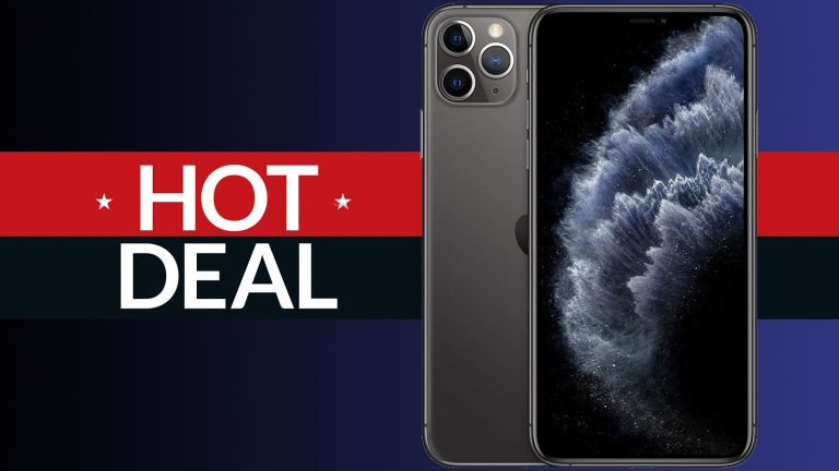 deals on iphone 11 pro max today