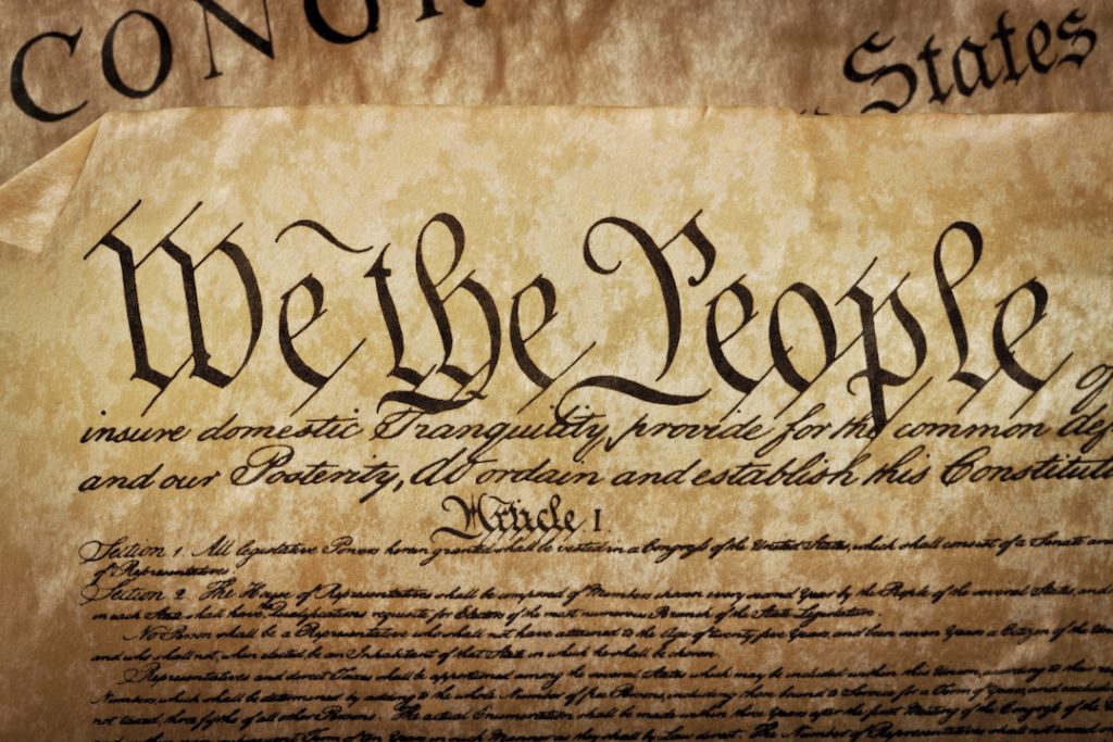 The US Constitution: Facts about the country's founding document