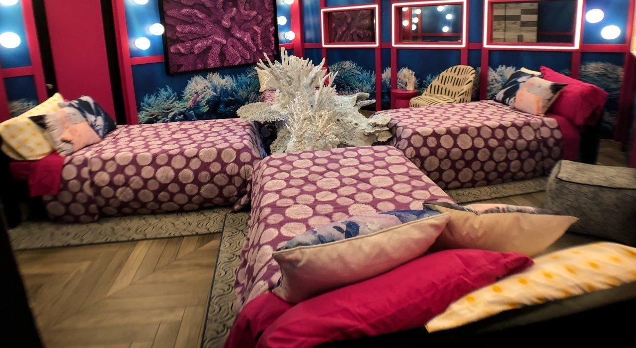 Reef Room Big Brother Season 23 CBS