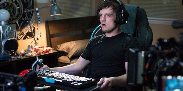 Josh Futturman Josh Hutcherson Future Man Hulu