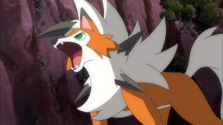 How to get the Dusk Form Lycanroc in Pokémon Ultra Sun and