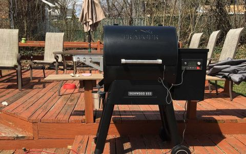 Traeger's Ironwood 650 Smart Grill Will Turn You Into a