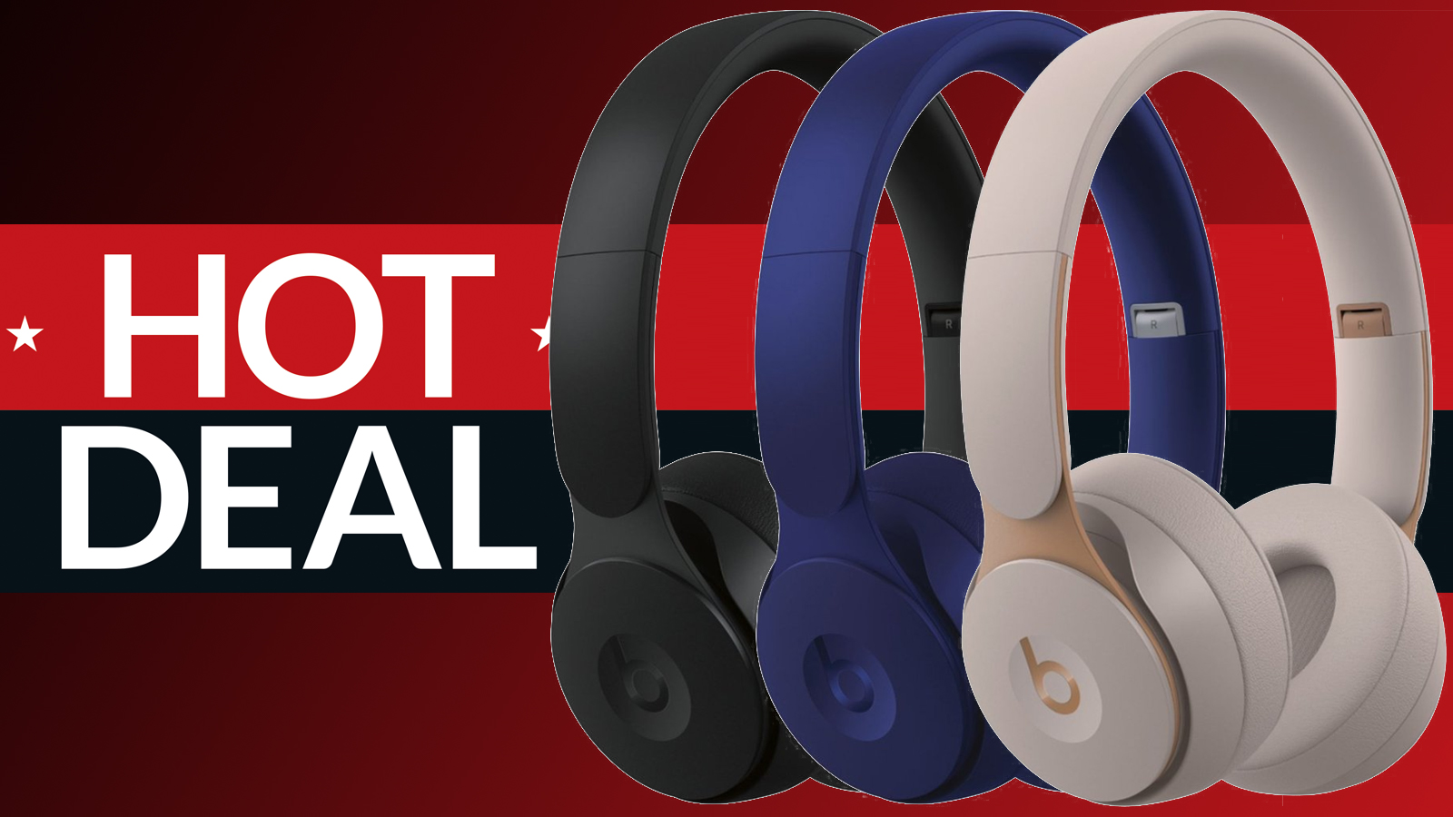 True Wireless Headphones Deal At Best Buy Takes 50 Off Beats Solo Pro Wireless Headphones For A Limited Time T3