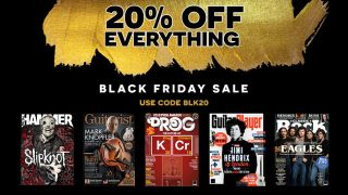 Black Friday Magazine Deals Get 20 Off Subscriptions To Your Favourite Titles Louder