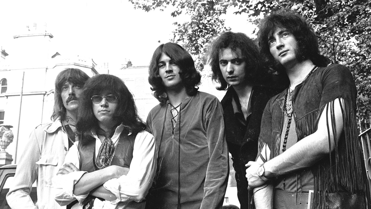 How Deep Purple's classic In Rock was made