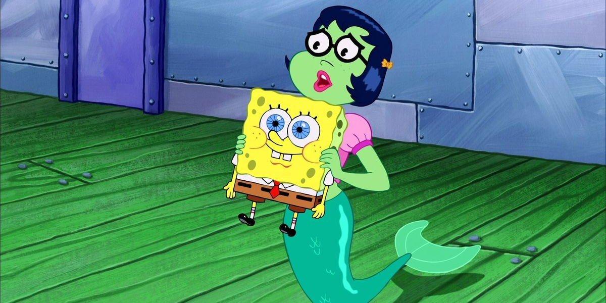 Screenshot from The Spongebob Squarepants Movie