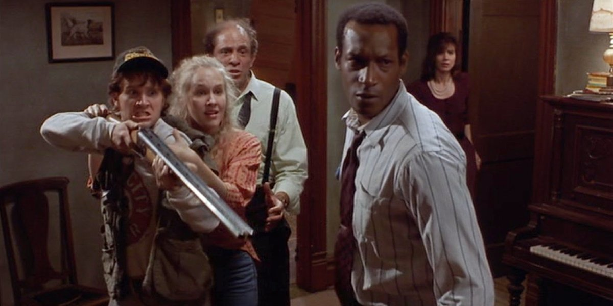 The Night of the Living Dead (1990) cast