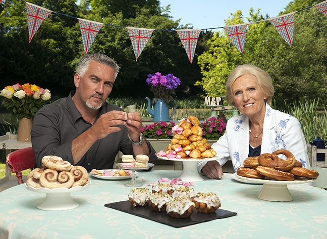 Photo of The Great British Bake Off
