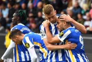 Burnley v Brighton and Hove Albion – Premier League – Turf Moor