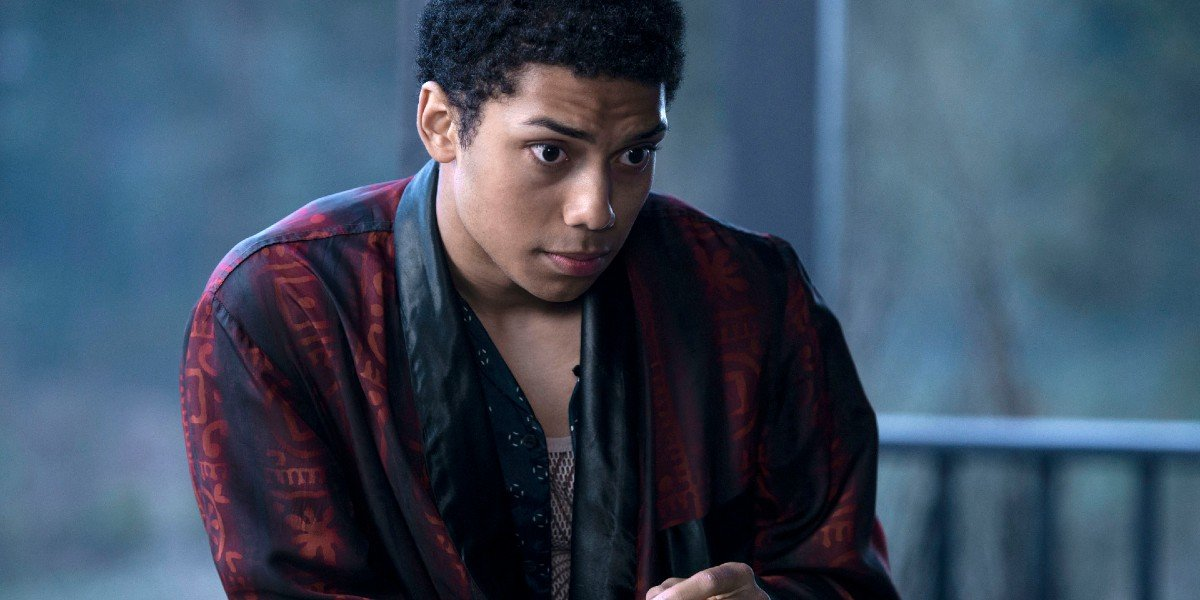 Chance Perdomo - The Chilling Adventures of Sabrina