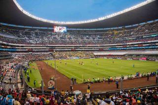 Mexico City's Azteca Stadium Installs AVB-Networked Meyer Sound CAL System
