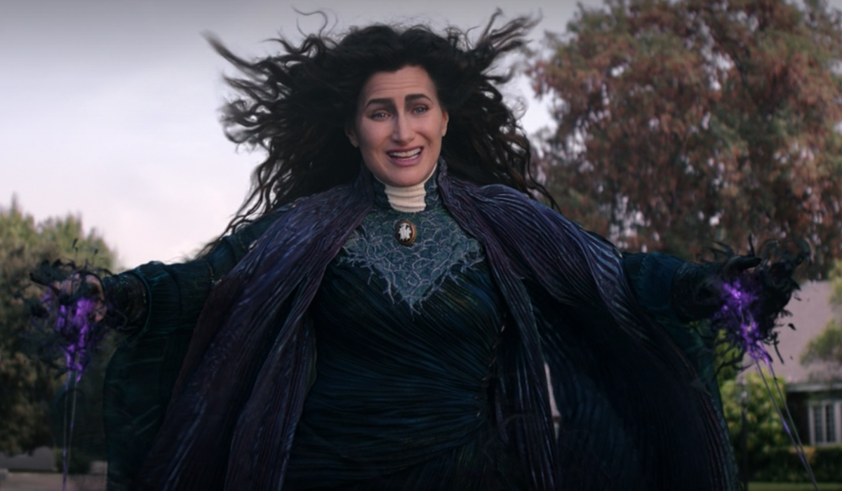 wandavision agatha full costume episode 8