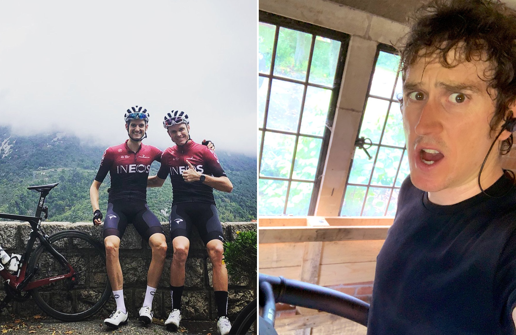 Tweets of the week: Geraint Thomas, Chris Froome, Bauke Mollema and more