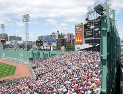 Fenway Gets New Sound System