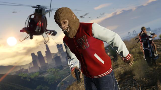 Forget Spider-Man, GTA Online's latest mode lets you soar