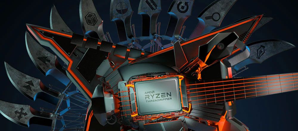 Next-gen Threadripper is in AMD's plans, but probably not multi-GPU support