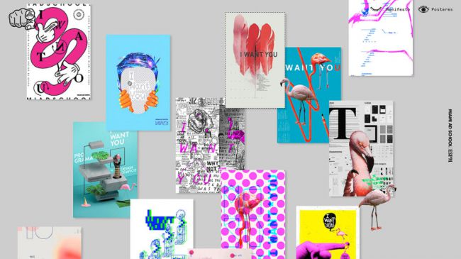 The best graphic design portfolios from around the web | Creative Bloq