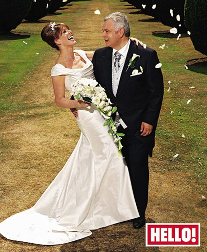 This Morning's Eamonn and Ruth tie the knot!