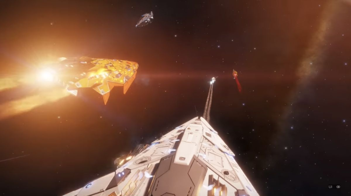 Over 10K Elite Dangerous pilots embarked on Distant Worlds 2, though a few faceplanted into a 3.3G planet
