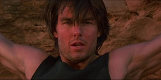 Tom Cruise in Mission: Impossible 2