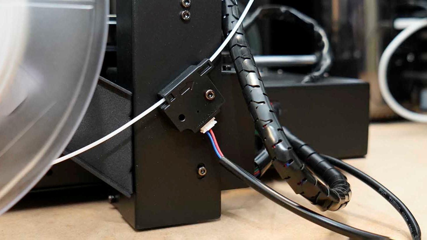 Filament Detector
