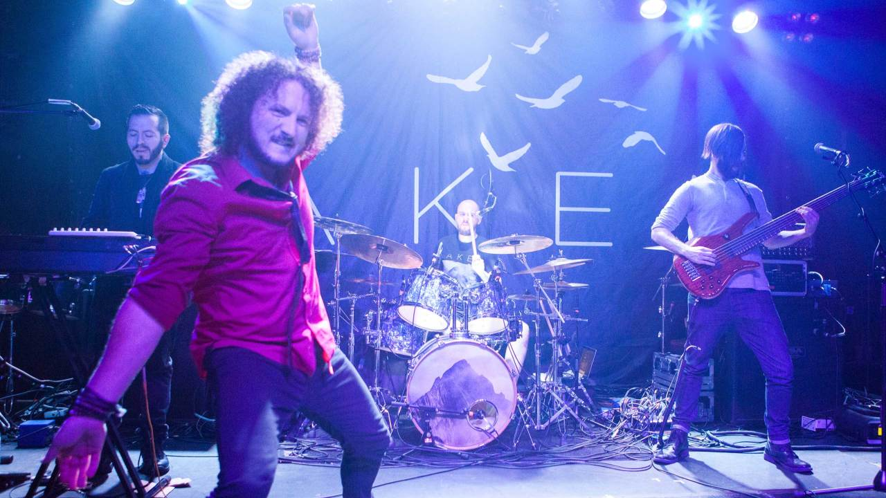 Haken And Messenger Added To Stone Free Louder