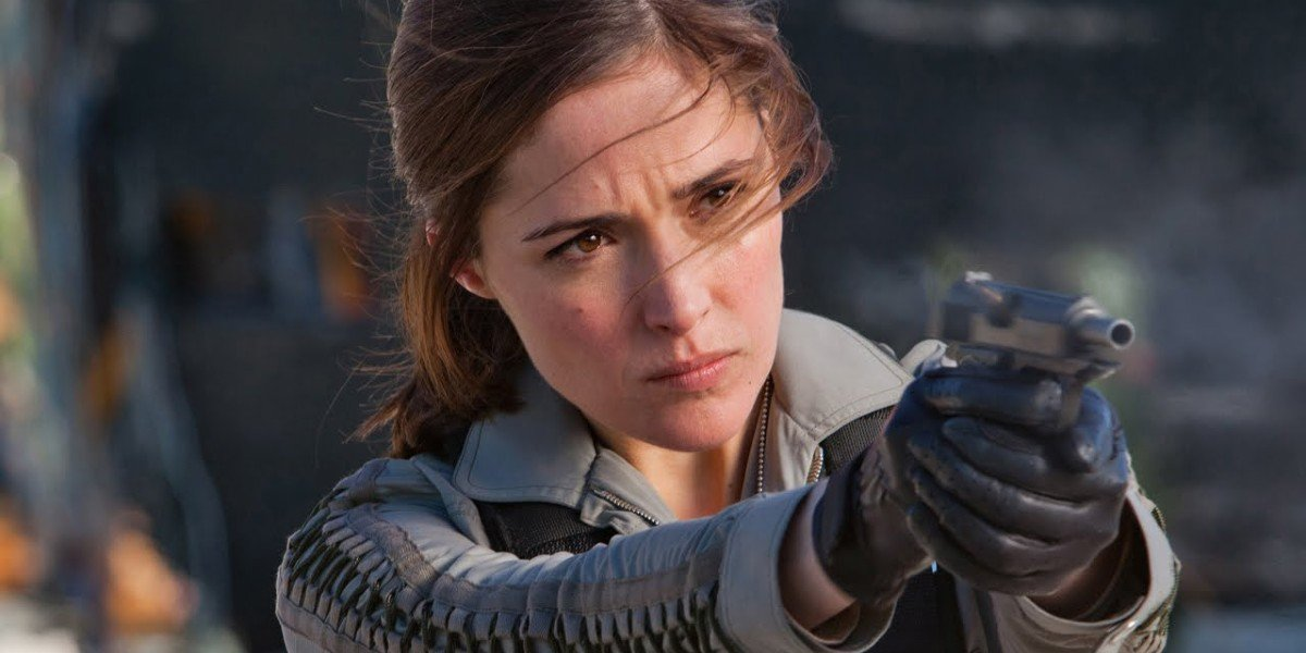 Rose Byrne - X-Men: First Class