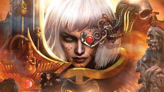 Warhammer 40,000: Sisters of Battle #1