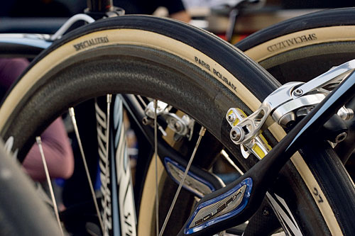 Zipp 303, Paris-Roubaix 2011 tech