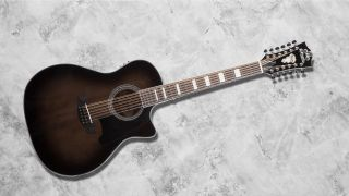 Get your hands on a D'Angelico 12-String acoustic-electric for less than $300 right now at Guitar Center