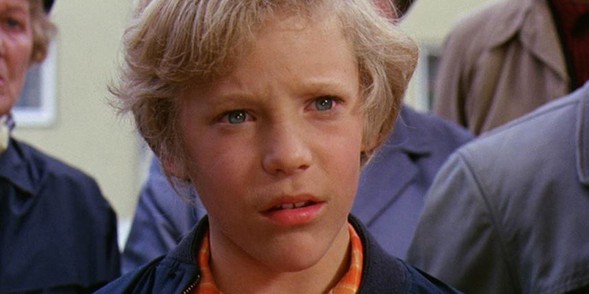 Peter Ostrum - Willy Wonka and the Chocolate Factory