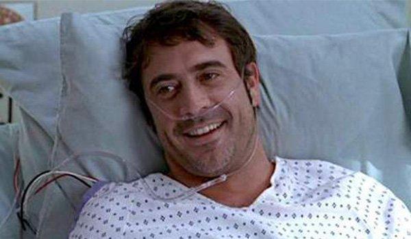 Jeffrey Dean Morgan and Denny Duquette on Grey's Anatomy