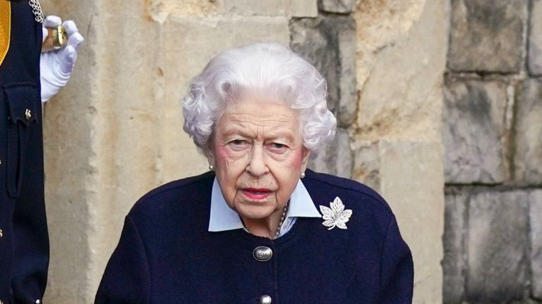Queen to miss Lilibet's christening as Harry and Meghan Episcopal Church ceremony
