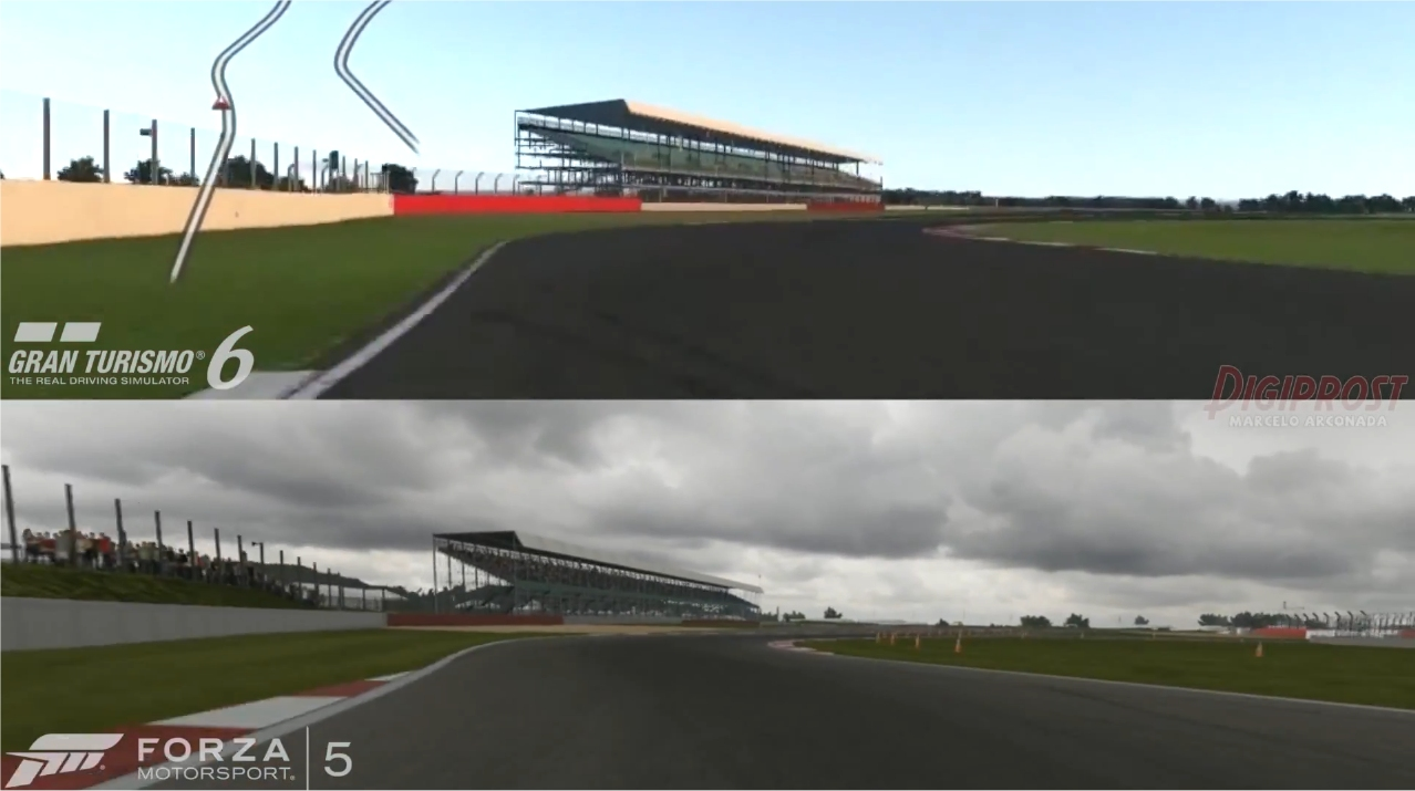 Gran Turismo 6 Vs Forza Motorsport 5 Next Gen Graphics Leap Is Obvious