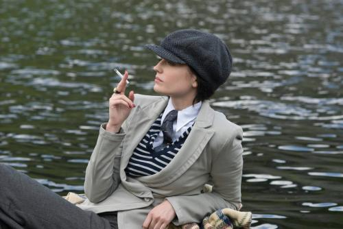 Cracks - Eva Green plays charismatic teacher Miss G in Jordan Scott's sensual boarding school drama
