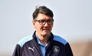 Accrington Stanley v Luton Town – Sky Bet League One – Wham Stadium